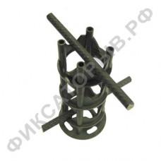 Фиксатор многоуровневый универсальный для арматуры 4-32 мм