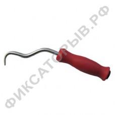 Крюк для вязки арматуры с пластиковой ручкой (производство Россия)