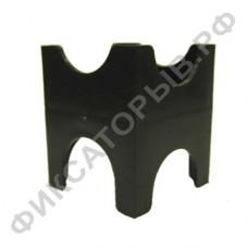 Фиксатор универсальный кубик 35/40/45/50 мм для арматуры 4-32 мм (потолочная опора)