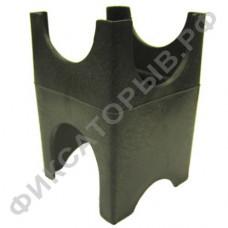 Фиксатор опора универсальная 50/60/70/80 мм для арматуры 4-40 мм (потолочная опора)