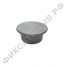 Пробка заглушка ПВХ D 25 мм для стеновой опалубки